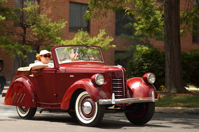 1939 American Bantam Roadster