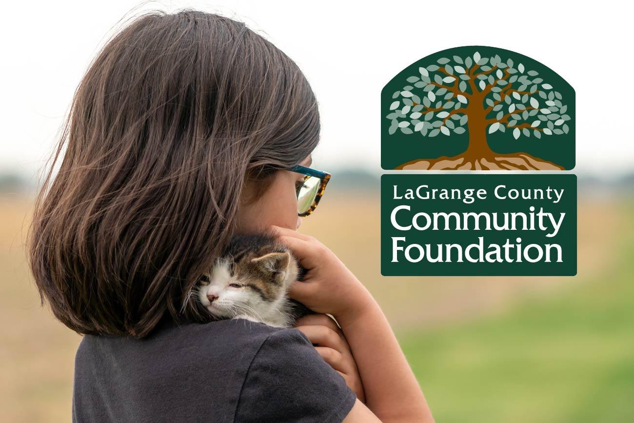 LaGrange County Community Foundation Gives $20,000 Grant